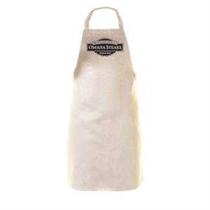Butcher Style Apron (no Pockets)