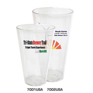 18 Oz. Tumbler Made Of Reusable Acrylic