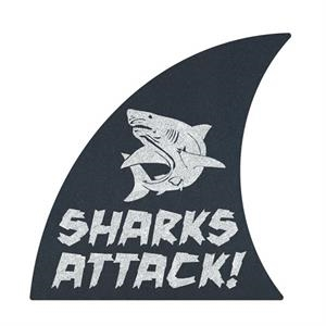 "13"" Foam Shark Fin Mitt"