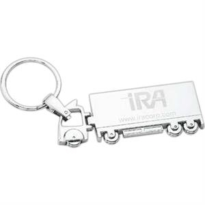 Pinemax - Chrome Plated Truck Shape Key Holder