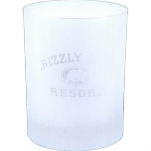Libbey (r) - Double Old Fashion Glass, Frosted, 13 1/2 Oz