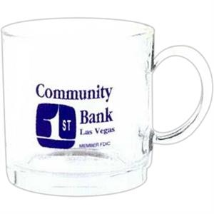 Libbey (r) - 7 Oz Small Glass Coffee Mug
