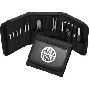 Travel Tool Set. Includes Ratchet, Pliers, Wire Cutter, Tweezers & Screwdriver Set