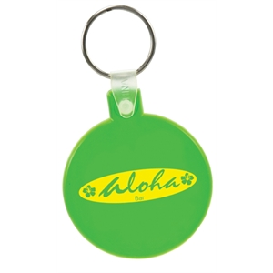 Round - Soft Key Tag