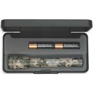 AA Digital Camouflage Mini Mag-Lite