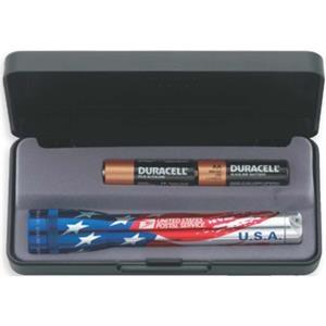 AA American Flag Mini Mag-Lite