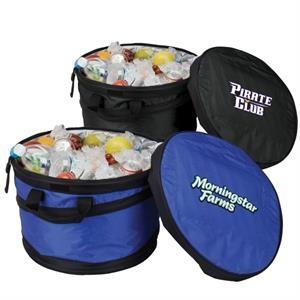 Expandable cooler tub