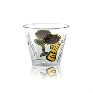 5 oz Clear Hard Plastic Rocks Cup