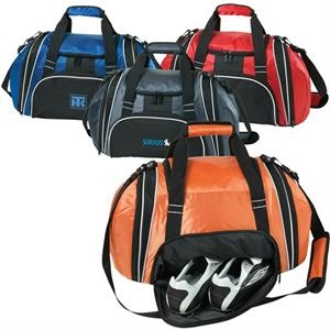 "Triumph (r) - 21"" Duffel Constructed Of Polyester And Dobby Nylon"