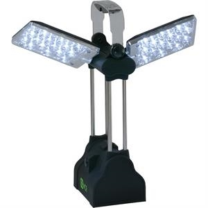 Satellite (tm) Tool Zone (tm) - Lantern With Two Panels, Each With 15 Led Bulbs