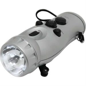 Dynamo - Rechargeable Am/fm Lantern Radio With Five Super Bright Led's