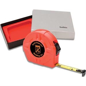 "Hi-viz (r) - 1/2"" X 10' Power Tape Measure, Fits Easily In Most Tape Holsters"