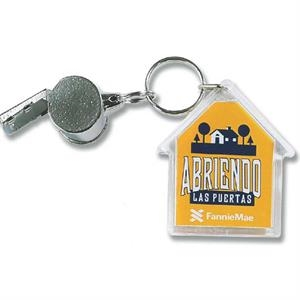 House - Acrylic Key Tag For Every Promotional Need