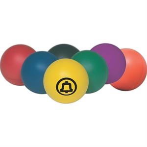 "Round Stress Reliever Ball, 2 3/4"" Diameter"