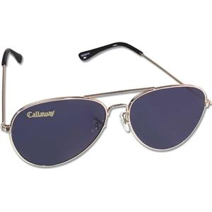 Pilot I - Men's Metal Aviator Sunglasses. 400 Uv Protection