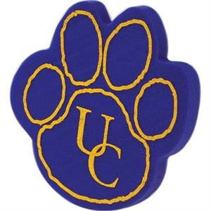 Outlined Paw Mitt - Foam Paw Cheering Mitt, 12""