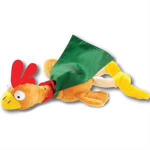 Flying Crowing Rooster Noisemaking Toy