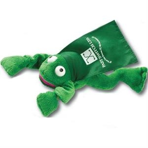 Flying Croaking Frog Noisemaking Toy