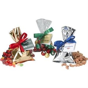 Whitaker - 5-15 Working Days; Standard - Gourmet Kosher Trail Mix In A 3 Oz. Bag Tied With A Ribbon