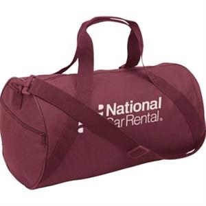 Large Round Duffel Bag