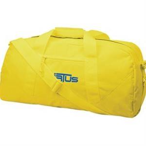 Large Square Duffel Bag