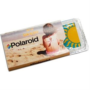 Sunscreen Packets in Blister Pack with Sleeve SPF30