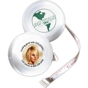 Franklin - 3 Day - Round 5' Tape Measure Include Push Button Stop Lock