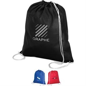 Eco-lifestyle (tm) - Large Sport Bag With Drawstring Closure And Backpack Straps