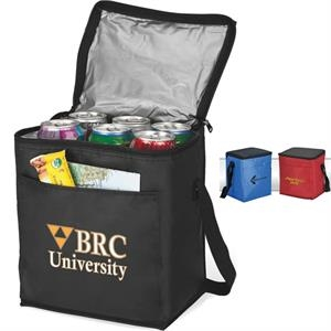 "Watertight 12-can Cooler With 38"" Shoulder Strap"