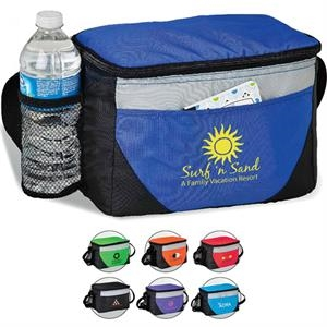 Zippered Cooler Bag With Peva Lining