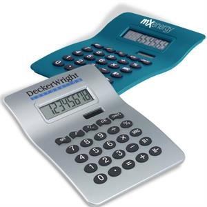 Jumbo Size Calculator With Angled Lcd And Large Raised Soft Touch Keys