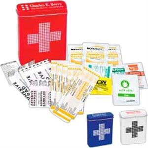 Retro First Aid Tin