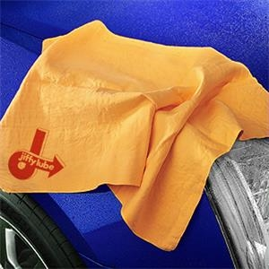 Soft Chamois Towel