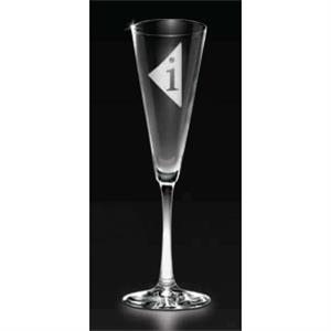 Fruition Collection - Flute Glass, 9 3/4""