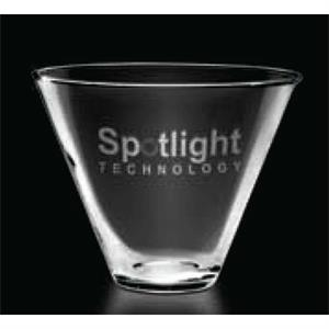 Metro Stemless Collection - Martini Glass