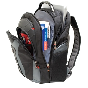 "Pegasus - This 17"" Computer Backpack Comfortably Fits Up To A 17"" Widescreen Laptop"