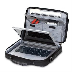 "Legacy (tm) - Checkpoint-friendly And Profession, This 16"" Computer Case Offers Protection"
