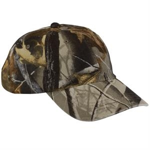 Port Authority (r) - Camouflage Garment Washed Cap, Low Profile, Hook And Loop Closure