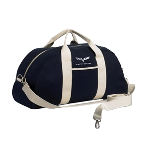 Threads - Overnight Bag With Canvas Interior