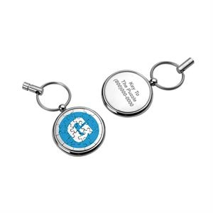 Magnetic Puzzle Keychain (19 pieces)