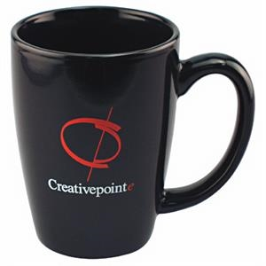 Challenger Grande - Colored Ironstone Unique Shape Mug, 14 Oz. 2-day Quickship