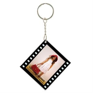 Film Strip Snap-in Key Tag