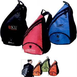 The Tear Drop - Sling Pack Made Of Durable 840 Denier Polyester