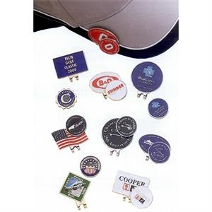 Custom Hat Clip And Ball Marker Combo