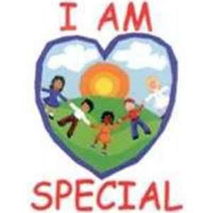 "Temporary Tattoos (tm) - Stock, Non Toxic, Hypoallergenic ""i Am Special"" Tattoo Is Fda Certifi"