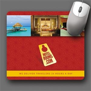 "Origin'l Fabric (r) - 7.5""x8.5""x1/8""-antimicrobial Fabric Surface Mouse Pad-5-day; Rush: 24hr,1,2,or 3-day"
