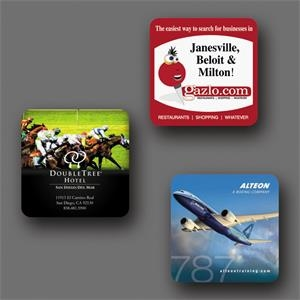 "Origin'l Fabric (r) - 3.6""x3.6""x1/16""-heavy Duty Fabric Surface Coaster-5-day; Rush: 24 Hour,1,2,or 3-day"