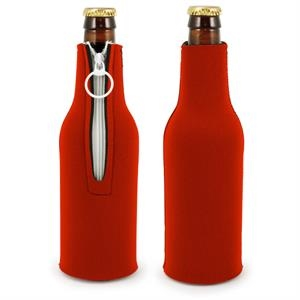 Bottle Suit (tm) - Bottle Insulator In Suit Form, High Quality Neoprene (wet Suit), Glued In Bottom