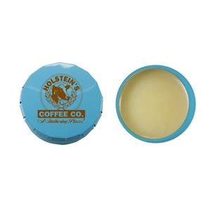 Lip Balm Flavor Mania - Lip Balm Snap Top Tin - Light Blue. Snap Top Tin With Lip Balm/lip Gloss/moisturizer