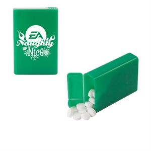 Mint Man - Refillable Plastic Mint/candy Dispenser With Sugar-free Mints. Breath Mints